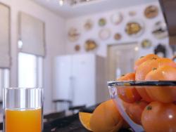 ¡Y aquí tienes, naranjas!