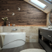Visualization of the bathroom in 3d max vray 3.0 image