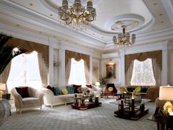 Classic Living area