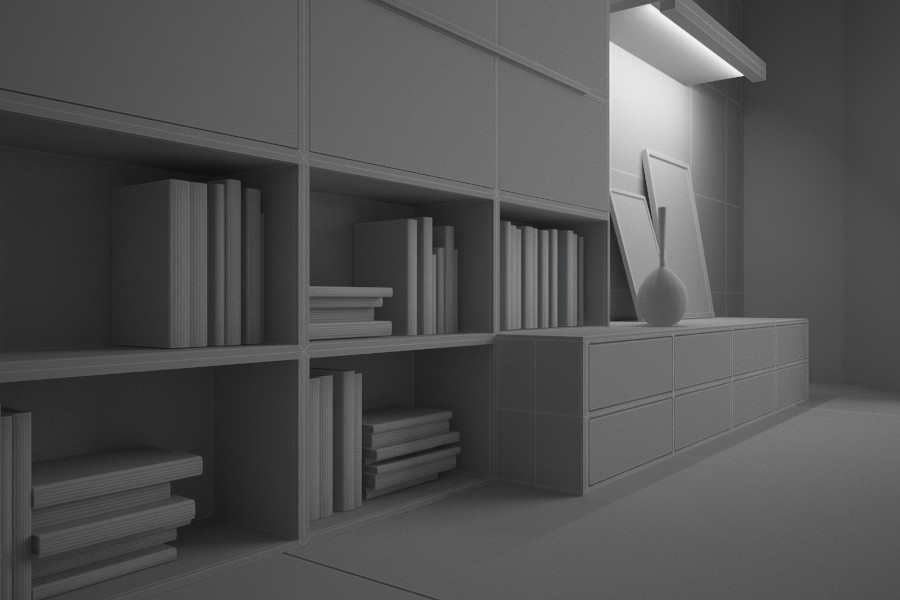 For myself in 3d max vray image