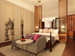 King Room - Neo Classical Hotel & Hospitality