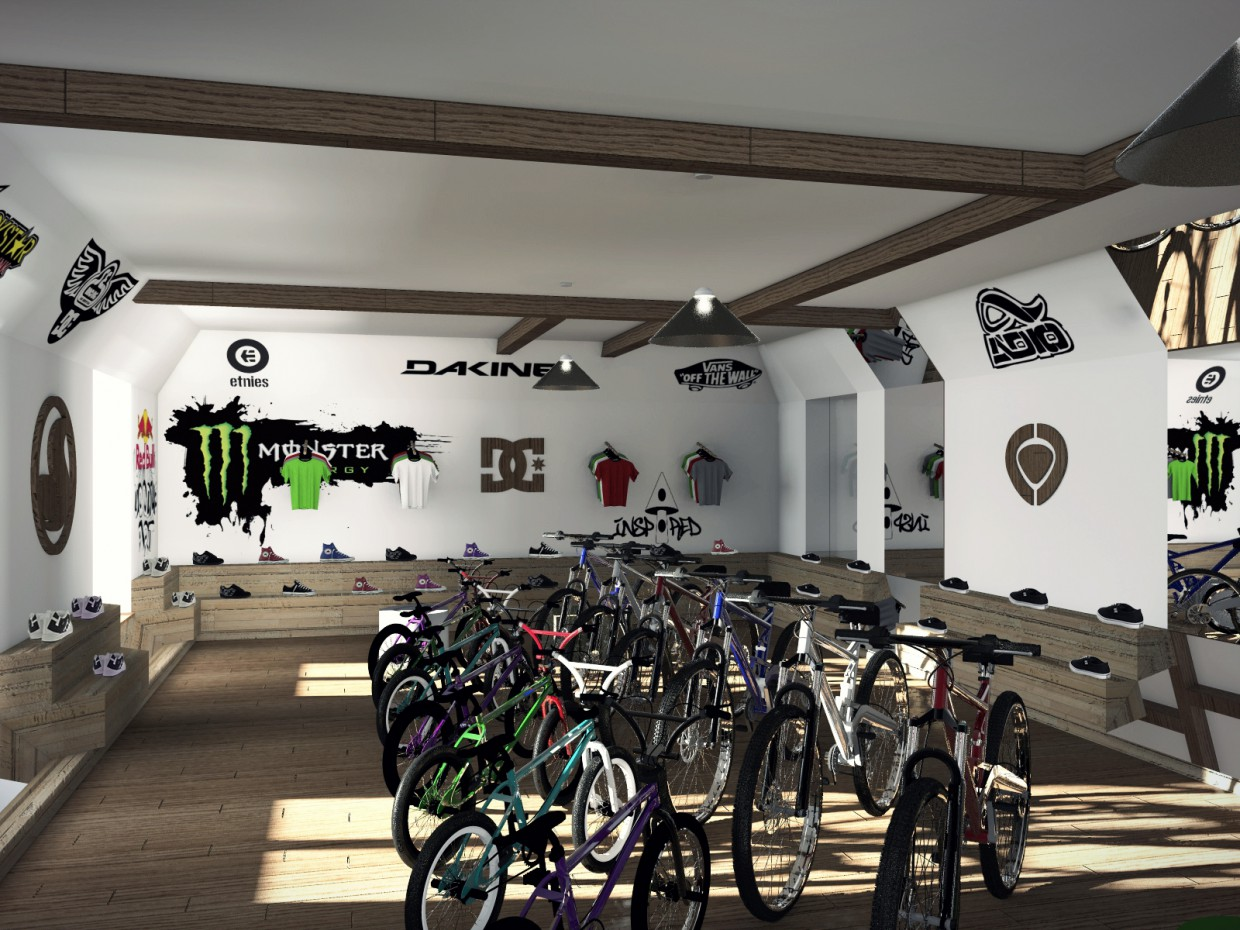 Extreme sports shop in Other thing Other image