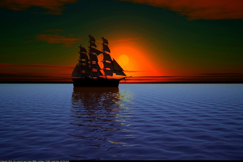 Black Pearl in 3d max vray 2.5 image