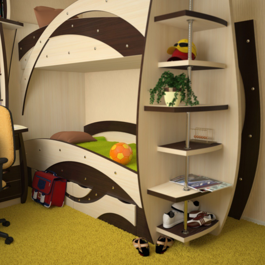 room for two guys in 3d max vray 2.0 image