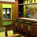 visualización 3D del proyecto en el Primavera tiempo café 3d max render vray регина