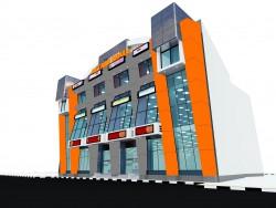 mall 3d