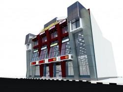 centro commerciale 3D 2