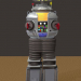 Lost in Space Robot in Daz3d Other image