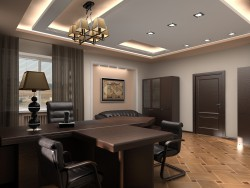Luxury office room 2