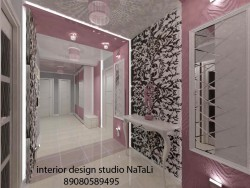 Interior design, 3D visualization