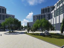 Ville de Tachkent
