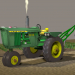 My John Deere 3010 Tractor in Daz3d Other image