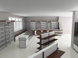 Parfumes store (draft)