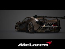 McLaren GT de p1