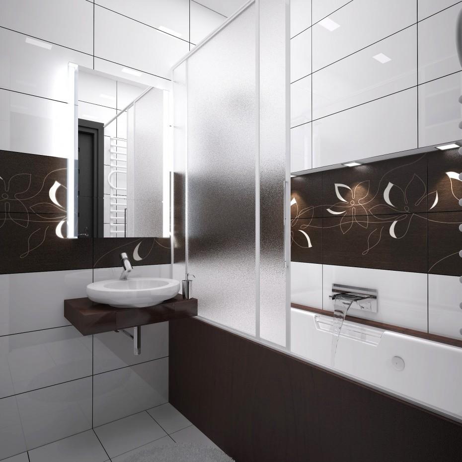 imagen de Variante de baño 2 en 3d max vray