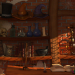 Magical Store in 3d max vray 3.0 image