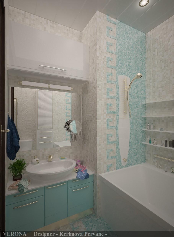 Bath room design and visualization - Image of bath room ...