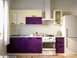 Kitchen for furniture catalog