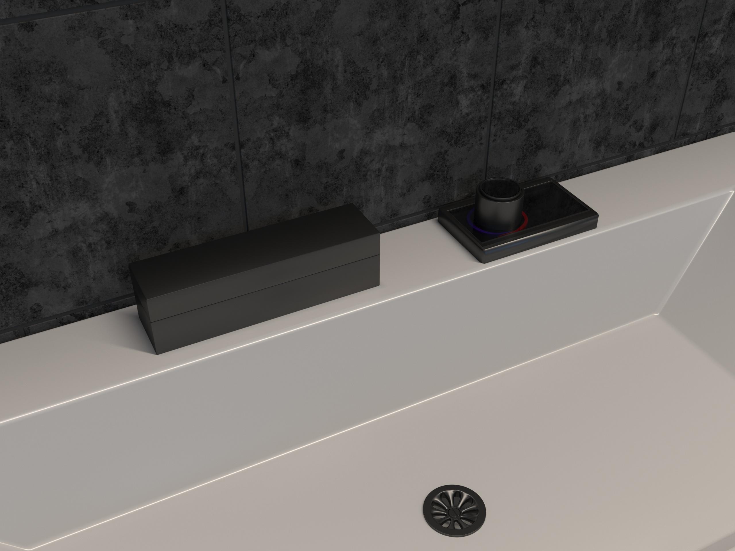 Tocca il mixer in 3d max corona render immagine
