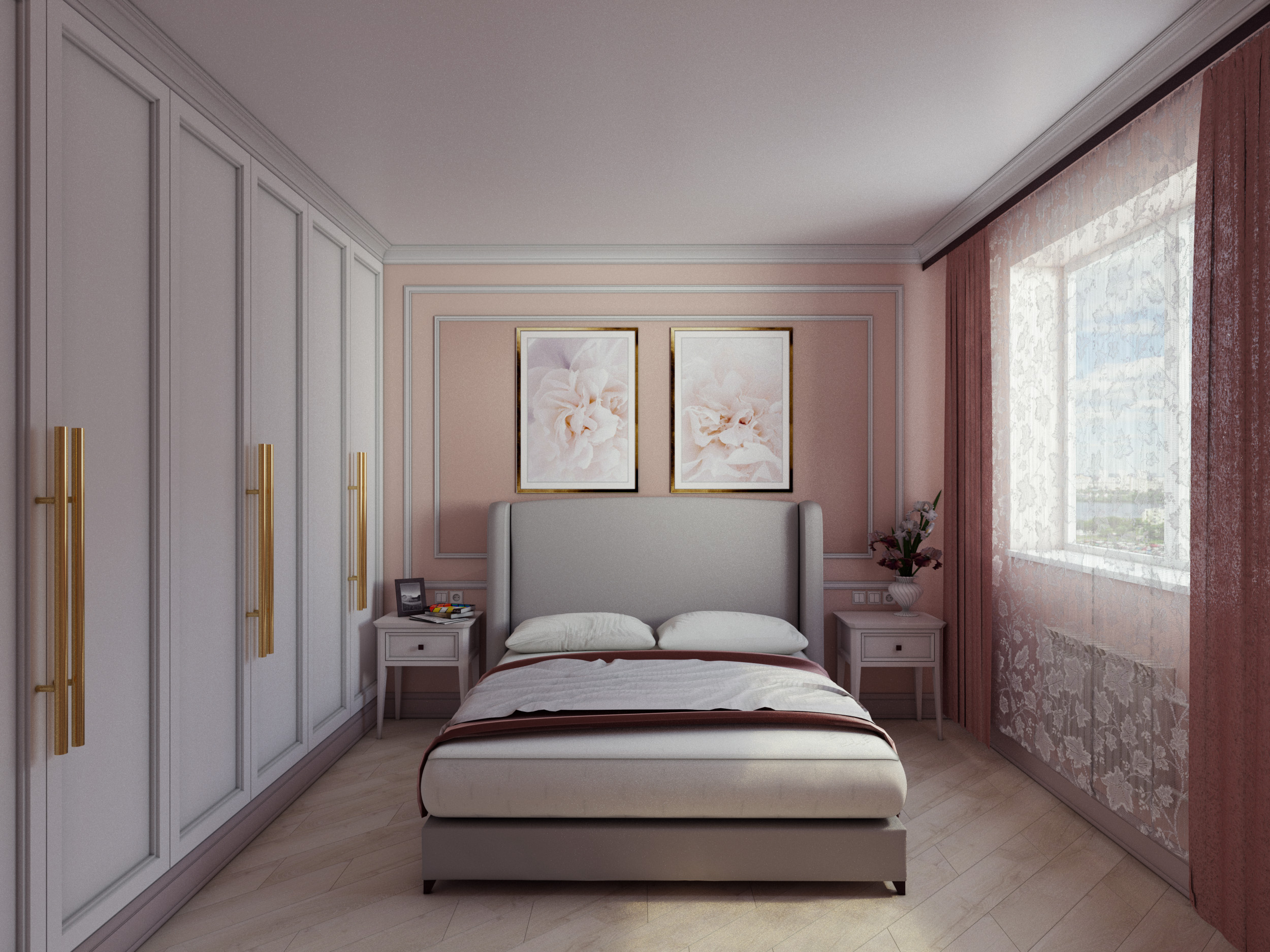 ROOM INTERIOR 002 in 3d max corona render image
