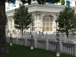 Salle de mariage classique