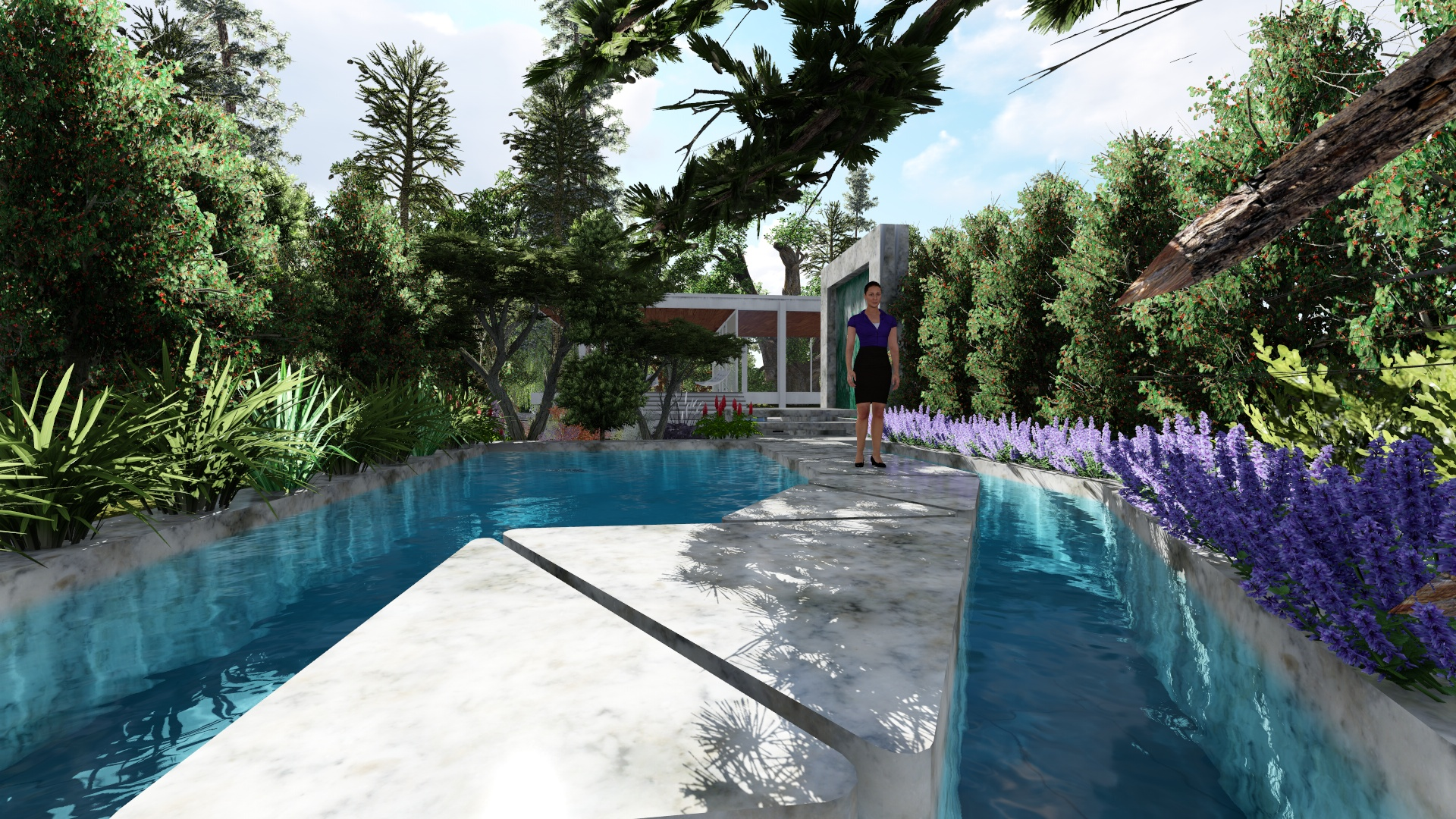 A little summer in 3d max Other image
