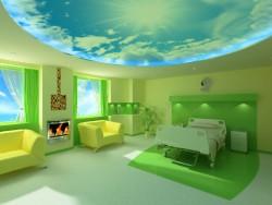 salle de l'hôpital-vip