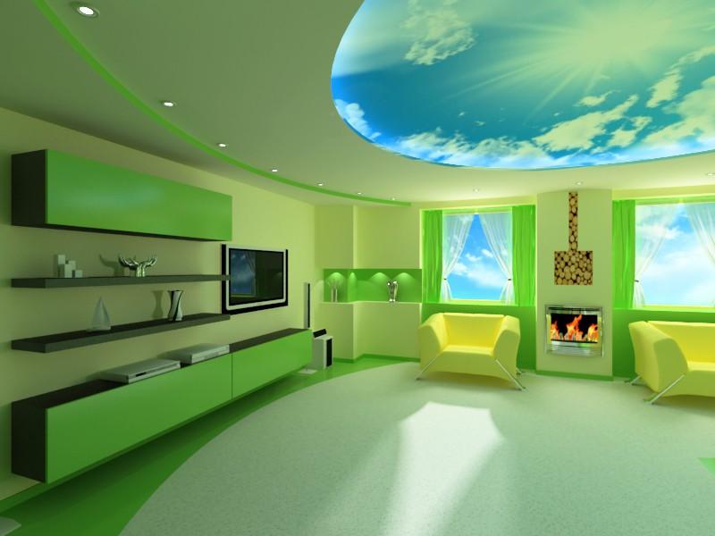 Больница vip-зал в 3d max vray изображение