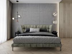 Camera da letto di GEOMETRIUM