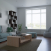 Second interior in Blender cycles render image