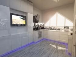 2-Zimmer-Wohnung in Almaty