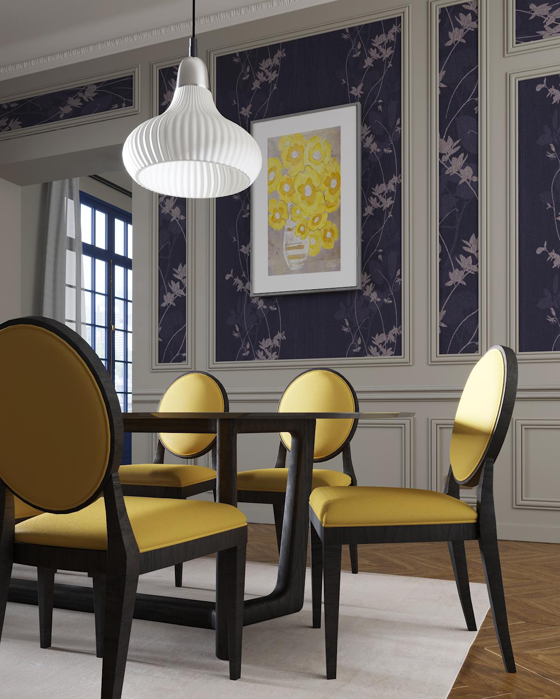 imagen de Contraste interior en 3d max corona render