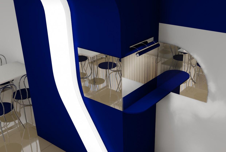 Столовая завода в Cinema 4d Other изображение