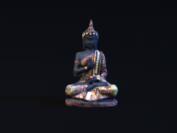 फोटोग्रामेट्री मूर्ति - 3 डी मॉडल