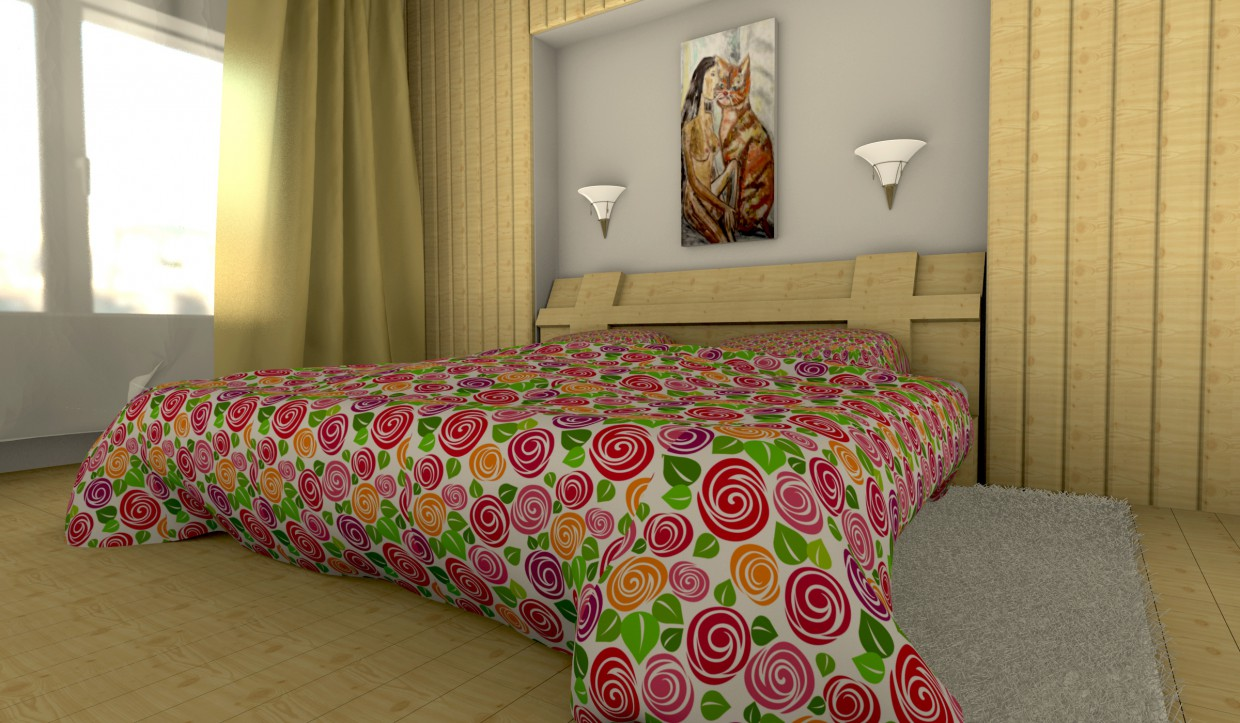 Room in Blender Other image