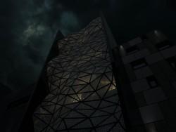 Параметричний фасад