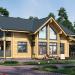 Laminated Timber House