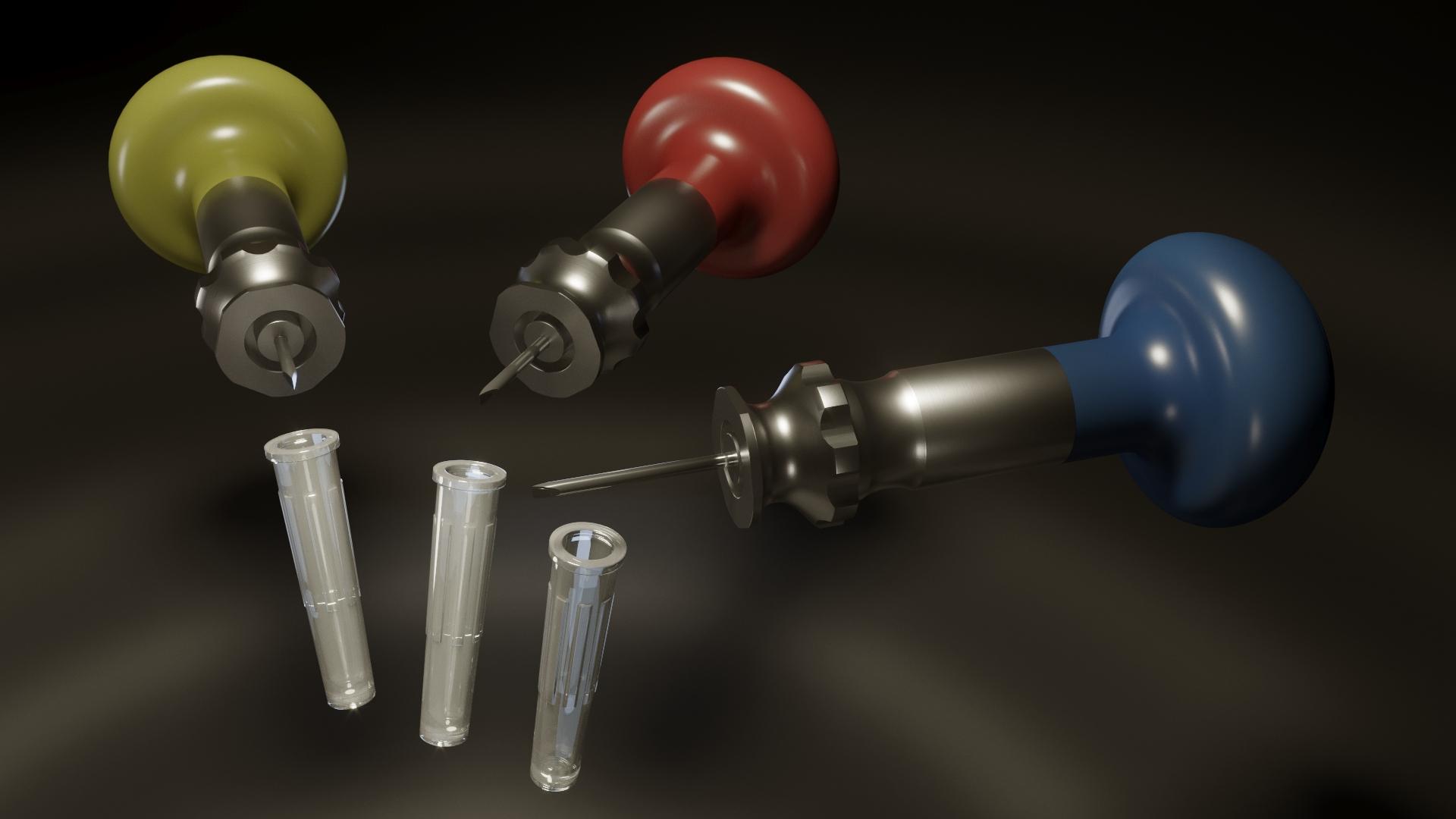 UVK kit in 3d max corona render image
