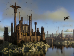 покинутий замок
