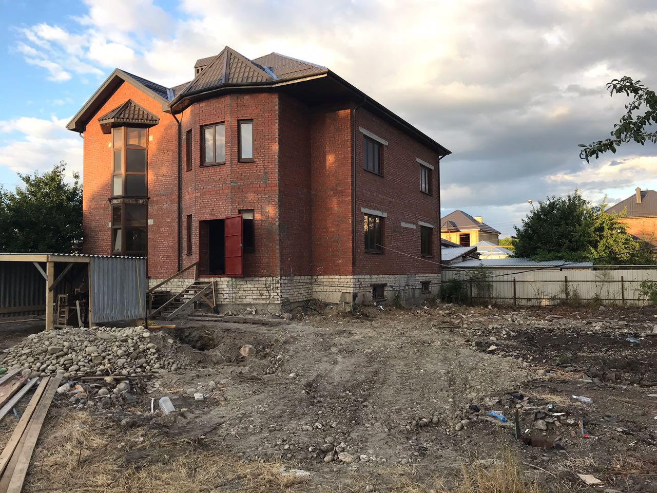 Cottage in Cherkessk. in 3d max vray 3.0 image