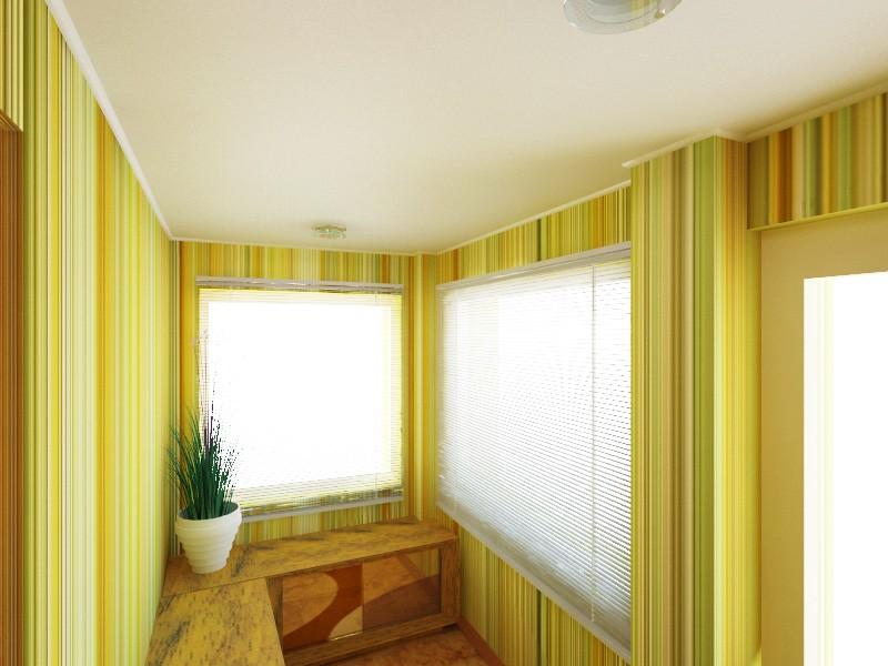 imagen de vestíbulo en 3d max vray