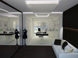 Кабінет для модельєра
