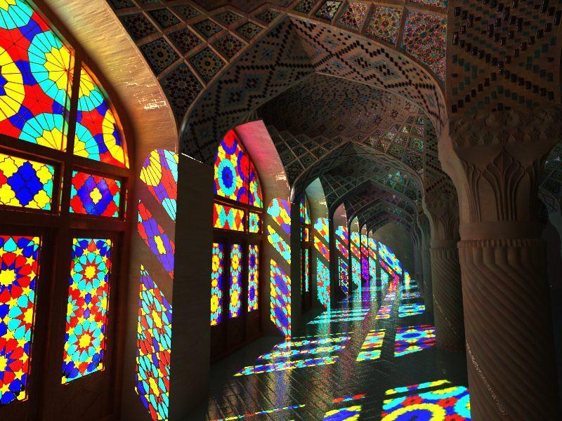 imagen de  Farokh tabande  en  3d max   vray