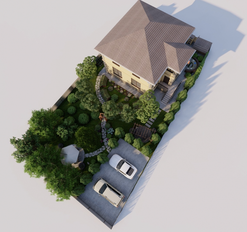 Land improvement in ArchiCAD Other image