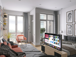 Appartement intelligent S36.