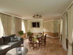 Il design delle camere in hotel
