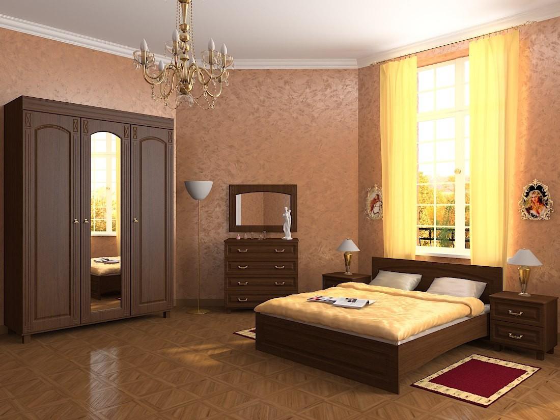 Номер гостиницы в 3d max vray изображение