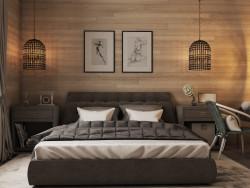 Chalet dormitorio