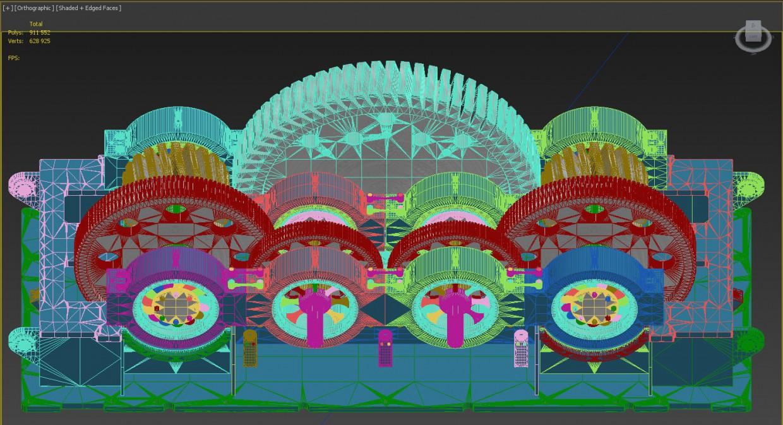 Редуктор в Інше corona render зображення