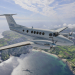 Beech 200 Super King Air in 3d max vray 3.0 image